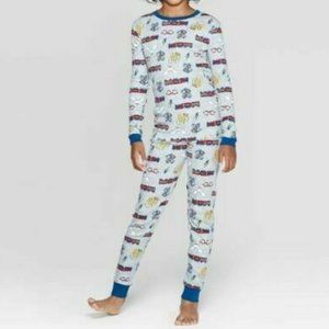 Harry Potter Owl Train Pajama Set for Boys / Girls